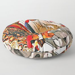 COOKING UP SOMETHING MARVELOUS Floor Pillow