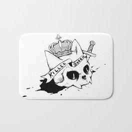 Queen Cat Bath Mat