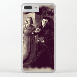 Faust - 1926 Clear iPhone Case