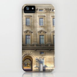 Buckingham Palace Guardsman iPhone Case