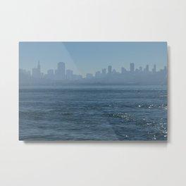 San Francisco View I Metal Print