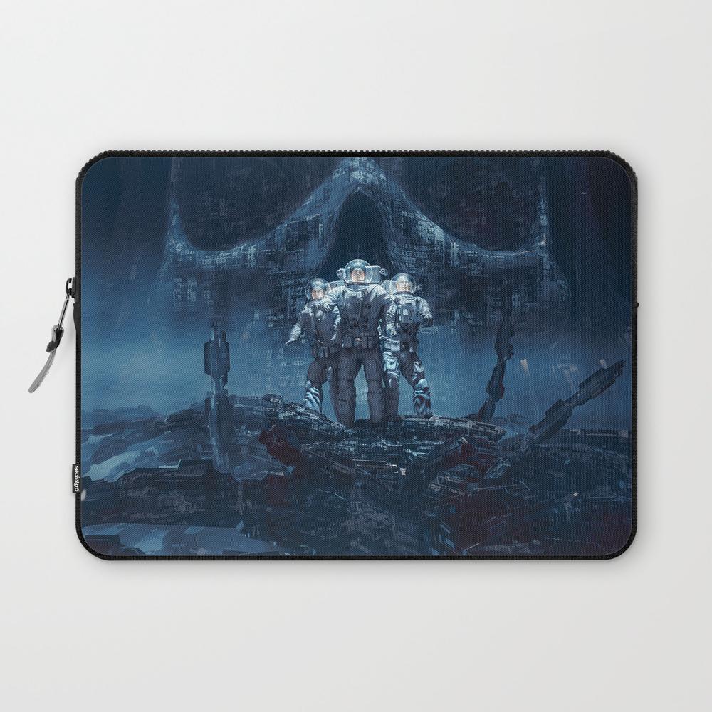 Planet Of Doom Laptop Sleeve LSV8497739