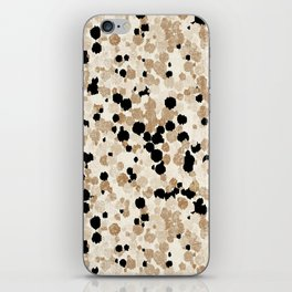 Pattern Dots iPhone Skin