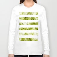geode Long Sleeve T-shirts featuring geode by maika