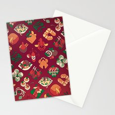 Fine Food Stationery Cards