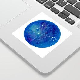 Constellation Pisces Sticker