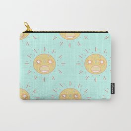 Upset Suns Carry-All Pouch