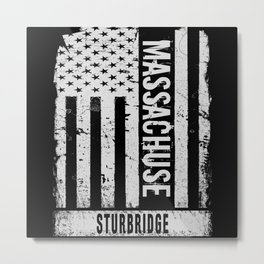 Sturbridge Massachusetts Metal Print