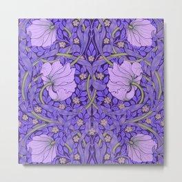 """William Morris """"Pimpernel"""" 2. Metal Print"""