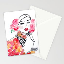 Simply Divine Stationery Cards