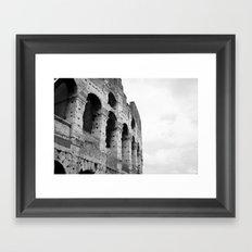 Colosseo  Framed Art Print