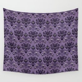 The Haunted Mansion Wall Tapestry