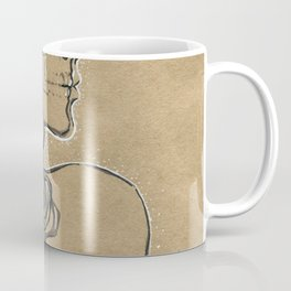 The ghost of bride Coffee Mug