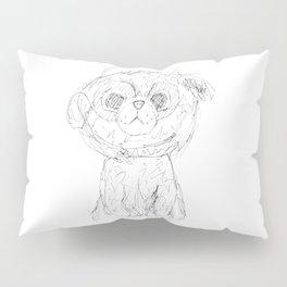 Puppy dog Pillow Sham