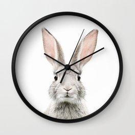 Bunny face Wall Clock