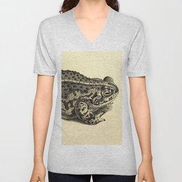 Naturalist Toad Unisex V-Neck