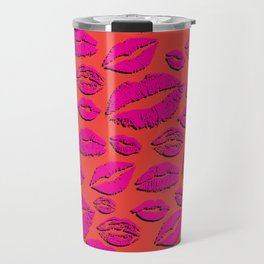 Lips 23 Travel Mug