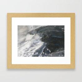 Water Puppy Framed Art Print