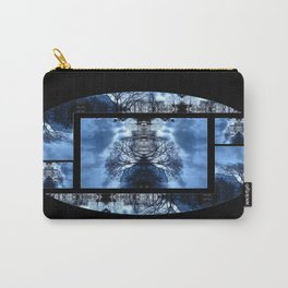 Tree Man Night photography Carry-All Pouch