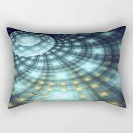 On the Dance Floor Rectangular Pillow