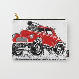 1941 WILLYS Classic Rodder - RED Carry-All Pouch