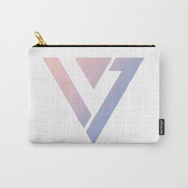 Seventeen - Logo Carry-All Pouch