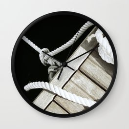 MOORING  Wall Clock