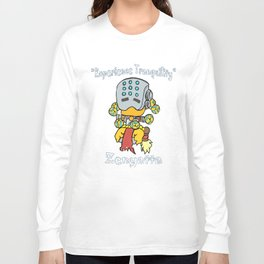 Zenyatta: Healer Long Sleeve T-shirt