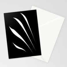 Negative Claw Stationery Cards