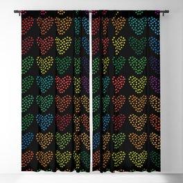 Love Love Love Love Love Blackout Curtain