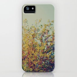 The Peace Of Spring iPhone Case