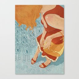 PreveD Canvas Print