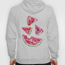 Watermelon Slice Hoody