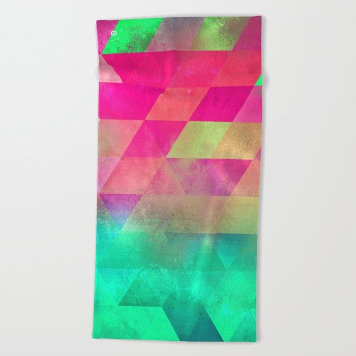 lylyzz Beach Towel