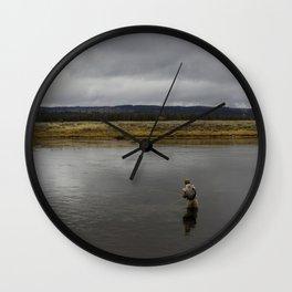 Herriman Wall Clock