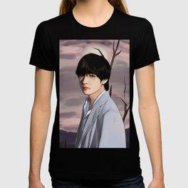 BTS V LOVE YOURSELF FANART T-shirt