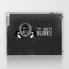 Doctor Who: Weeping Angel Laptop & iPad Skin