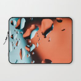 Water drops Laptop Sleeve