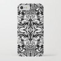 vertigo iPhone & iPod Cases featuring Vertigo by András Récze
