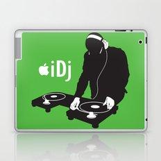 I DJ Laptop & iPad Skin