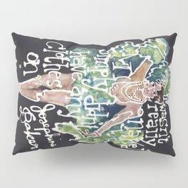 Josephine Baker Pillow Sham