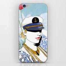 Eleonora iPhone & iPod Skin