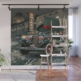 Don Cadillacchio Wall Mural