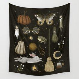 october nights Wall Tapestry