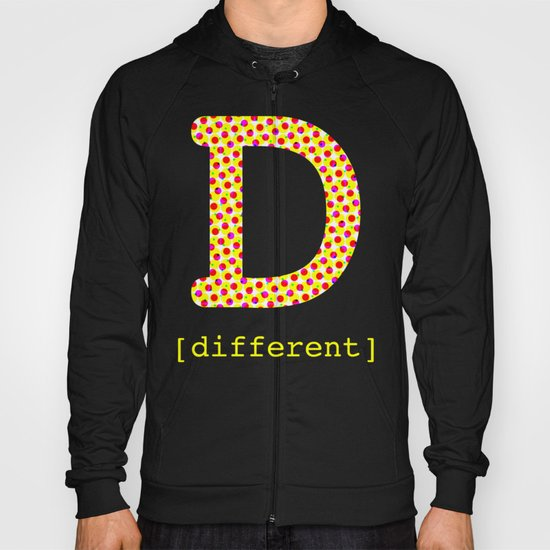 #D [different] Hoody
