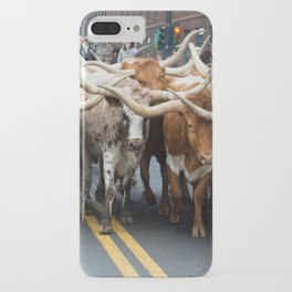 National Western Stock Show Parade iPhone Case