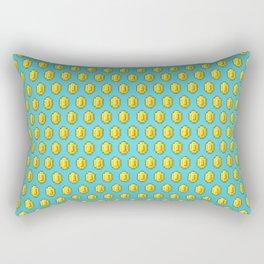 Gamer Cred Rectangular Pillow
