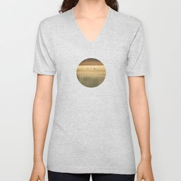The lake Unisex V-Neck