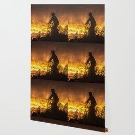 Fisherman's Memorial Sunset Wallpaper