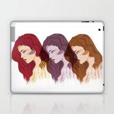 Glam Red Rock Laptop & iPad Skin